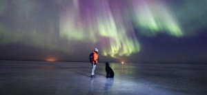 northern_lights_snowshoes